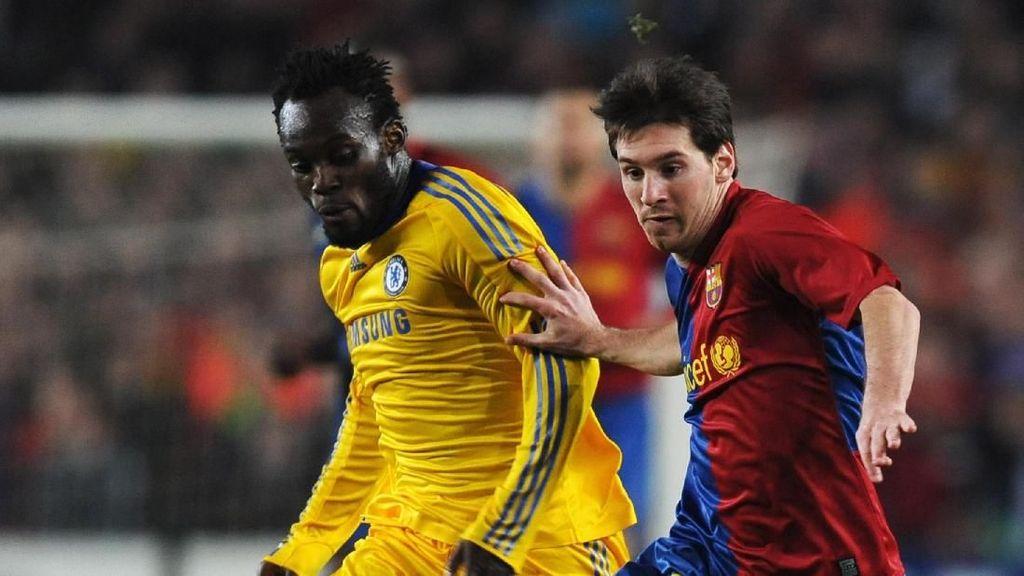 Di Fase Knockout, Barcelona Masih Unggul atas Chelsea