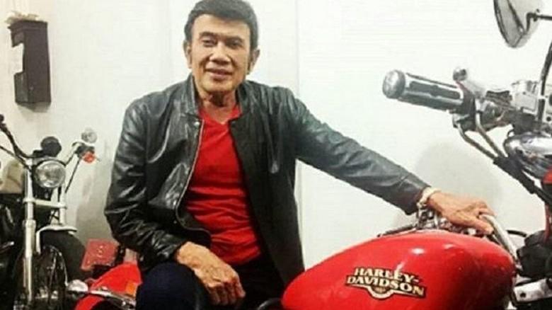 Yang Lain Lewat, Si Raja Dangdut Pernah Disawer Harley Davidson