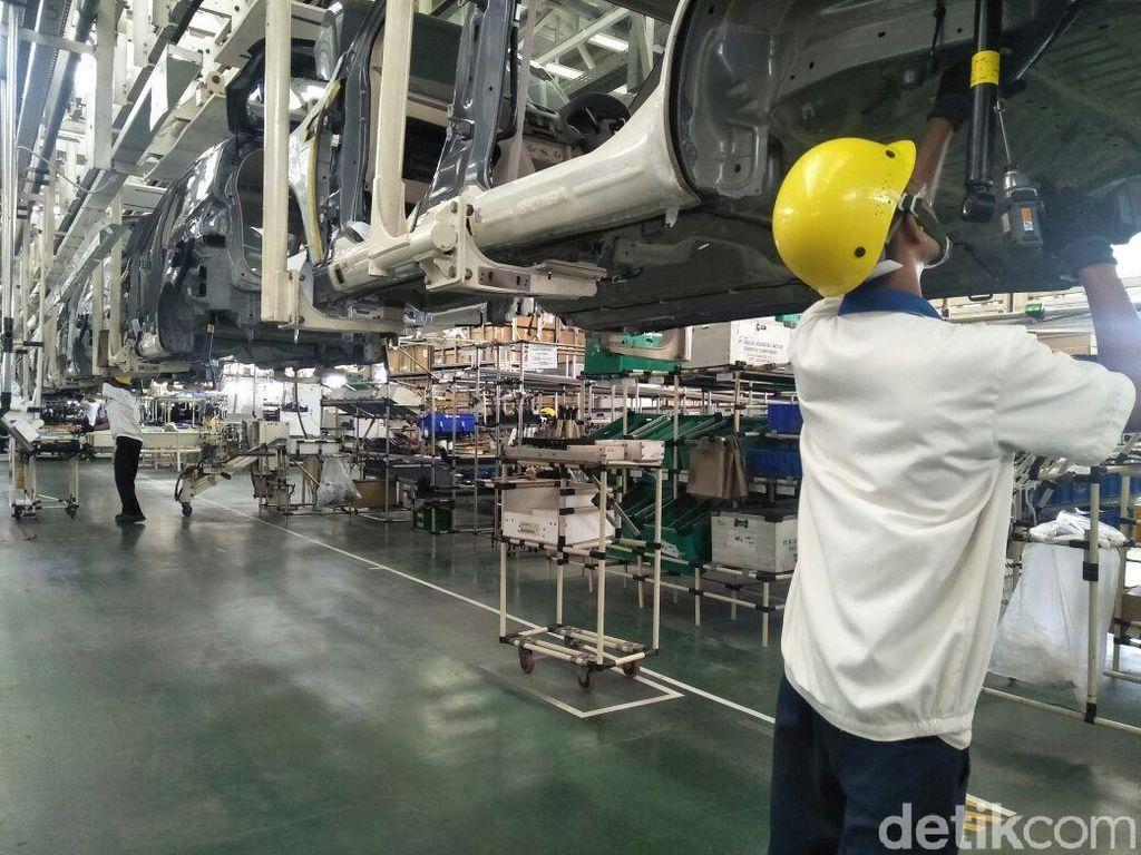 Suzuki Perpanjang Puasa Produksi, Gaji Karyawan Aman