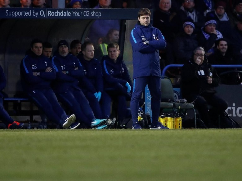 Penampilan Rochdale tidak membuat Pochettino Terkejut