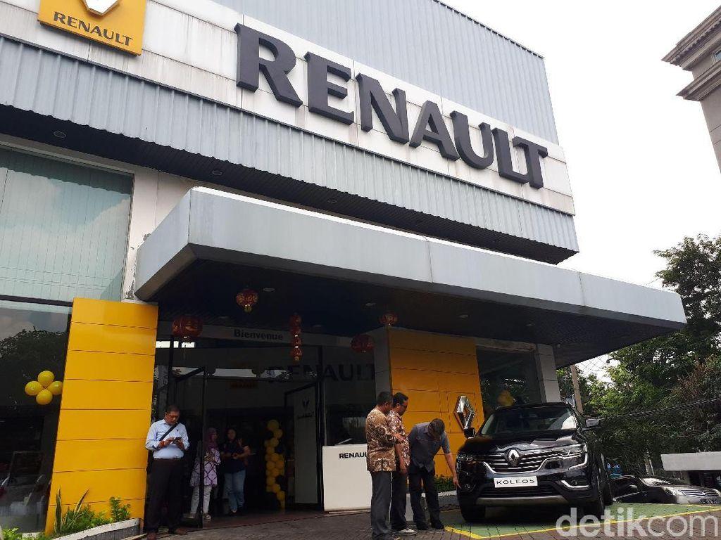 Renault Absen di IIMS 2019