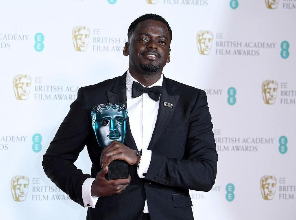Daniel Kaluuya Raih Penghargaan BAFTA Rising Star