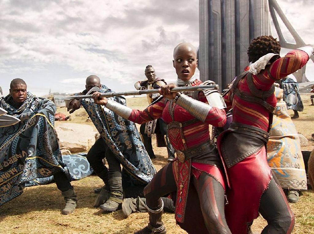 Film Black Panther Laris Ditonton Ulang usai Chadwick Boseman Meninggal