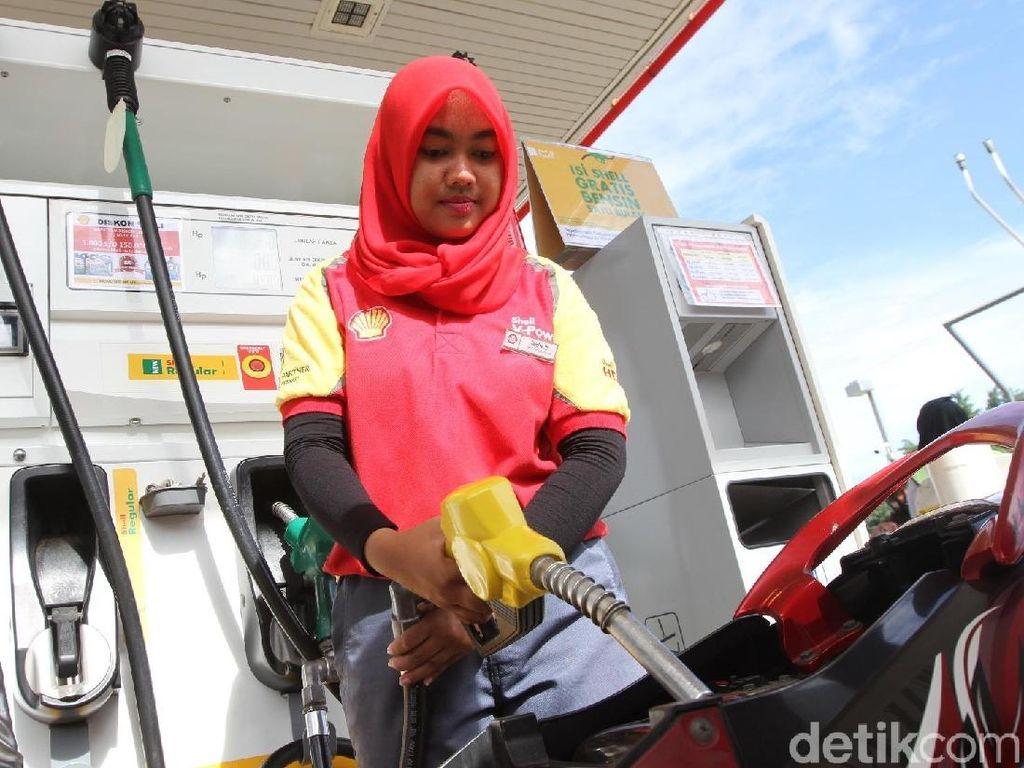 Harga BBM Shell Turun, Murah Mana Sama Pertamina dan Total?