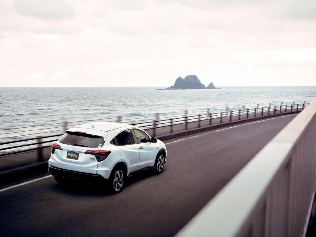 Honda Tak Takut Digoyang SUV China