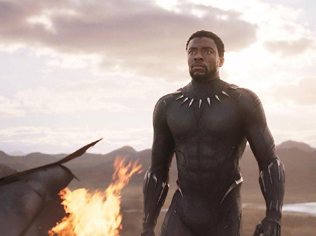 Melihat Harta Raja TChalla dalam Film Black Panther