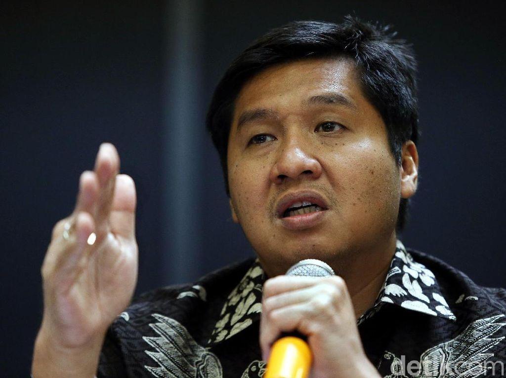 Maruarar: Kubu Jokowi dan Prabowo Tak Boleh Main Politik Genderuwo