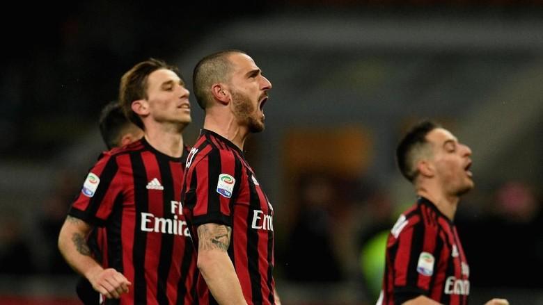 Kalau Milan Bisa Pertahankan Laju, Ancelotti Yakin Bisa Finis Empat Besar
