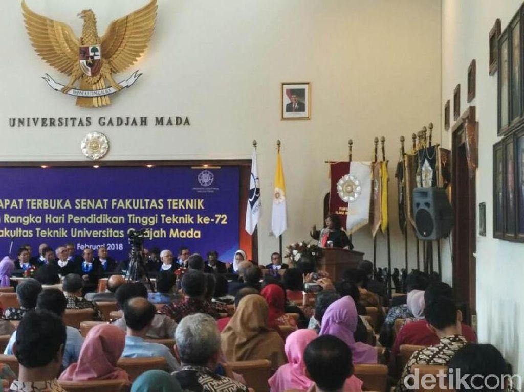 Menteri Susi Minta UGM Lawan Pihak yang Ingin Revisi Perpres 44