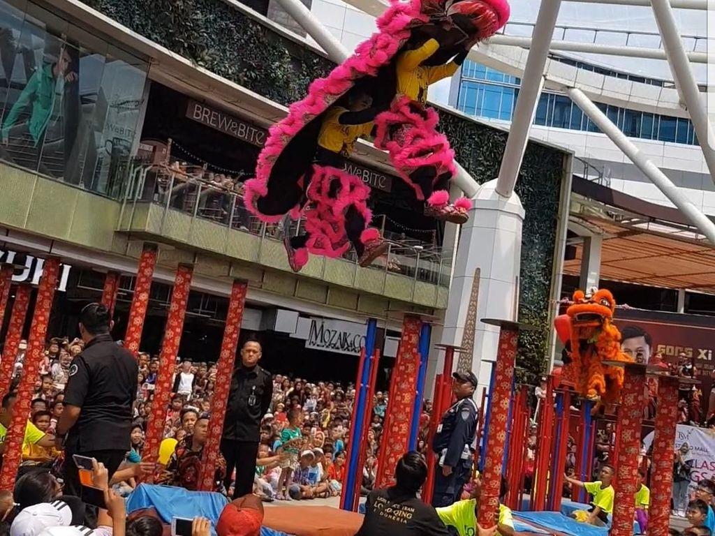 Perayaan Cap Go Meh, Jalan Gajah Mada Glodok akan Ditutup