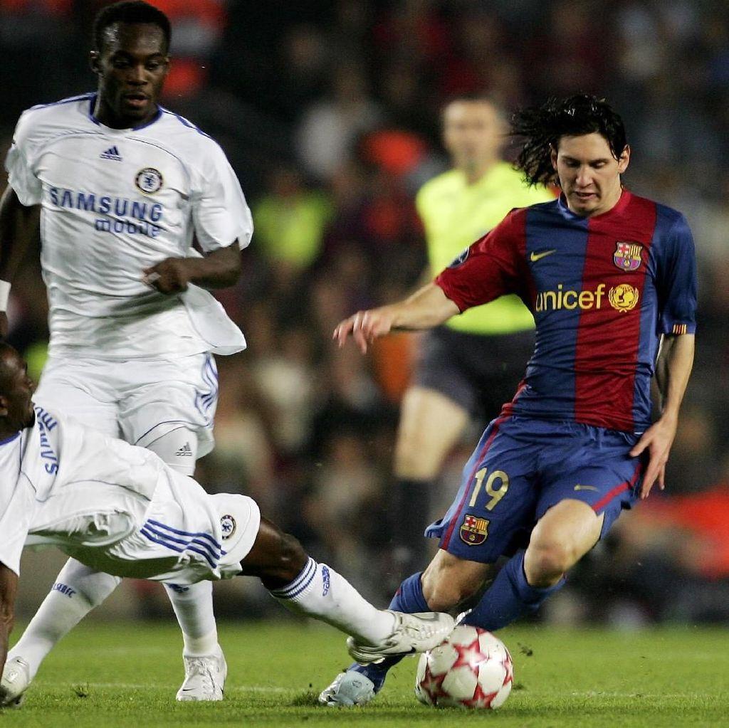 Chelsea Diminta Jangan Fokus ke Messi Saja, Lalu Bagaimana?