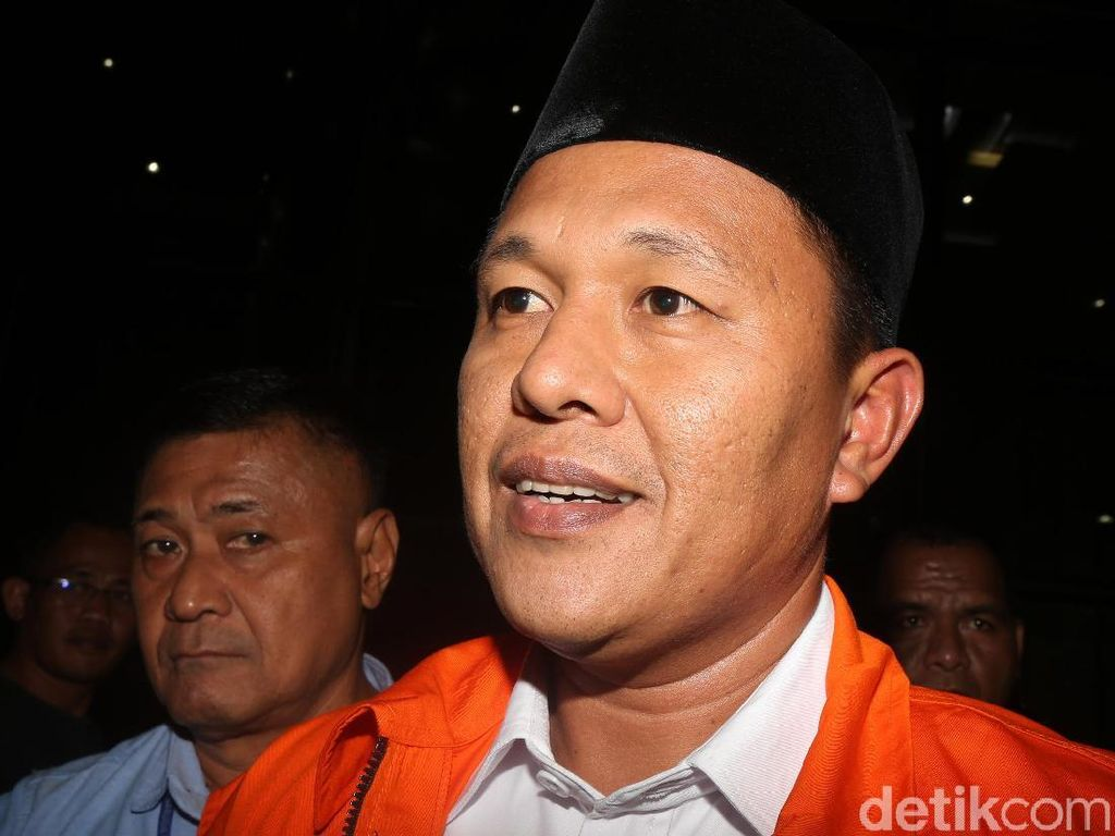 KPK Limpahkan Berkas Bupati Lampung Tengah Nonaktif ke Pengadilan
