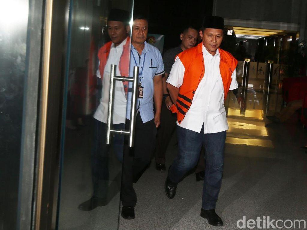 Bupati Lampung Tengah Diperiksa KPK