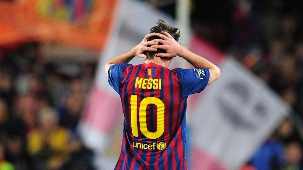 Fans Chelsea Diminta Jangan Provokasi Messi yang Sedang Mandul