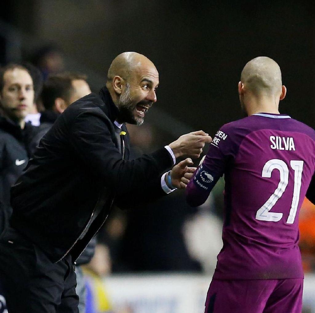 Guardiola Terima Kekalahan City