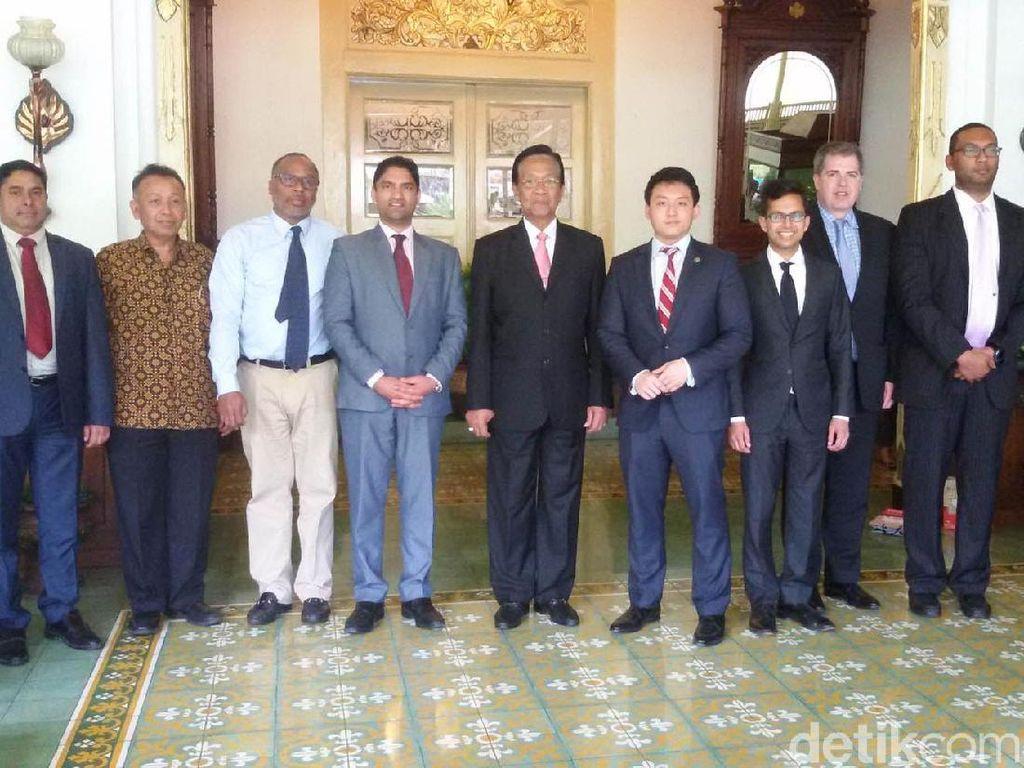 Pengusaha AS Tertarik Investasi Rumah Sakit di Yogyakarta