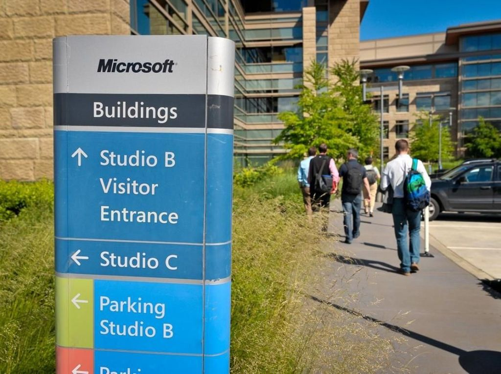 Microsoft dan Apple Kejar-kejaran Jadi Perusahaan Termahal