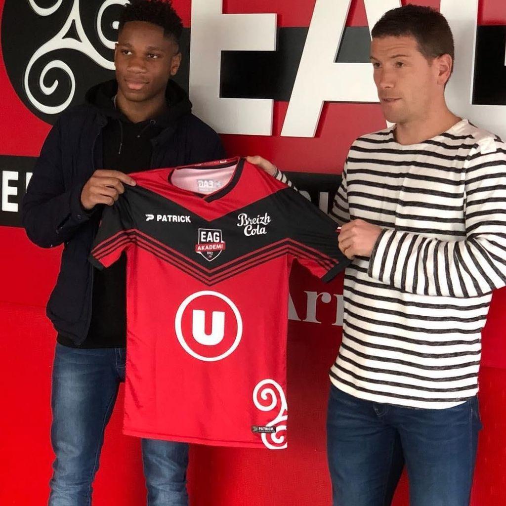 Drogba Pamer Putranya Main di Klub Ligue 1