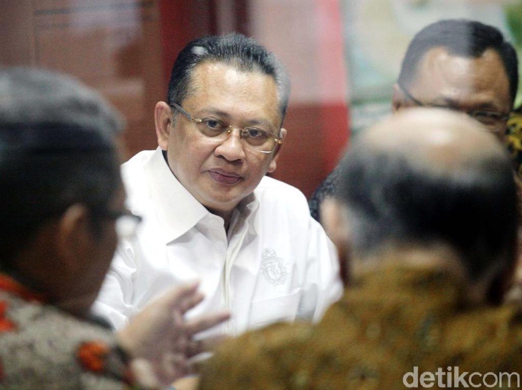 Prabowo Tolak Penghitungan Suara, Ketua DPR Ajak Lebih Dewasa Berpolitik