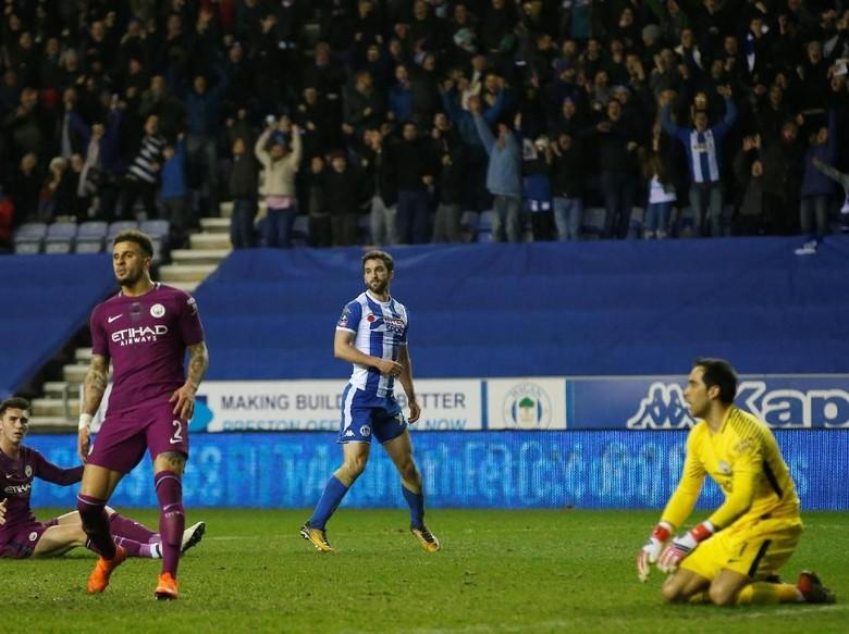 Manchester City Disingkirkan oleh Tim Divisi Tiga di Piala FA
