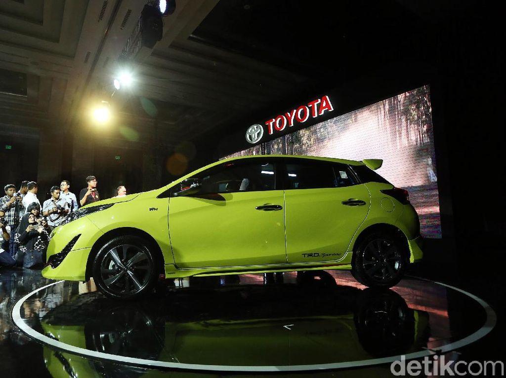 Ada Toyota GR Yaris, Bagaimana Nasib Yaris TRD?