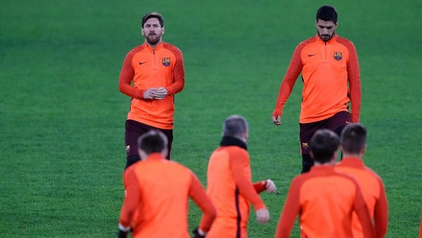 Barcelona Sedang Seret Gol di Kandang Lawan