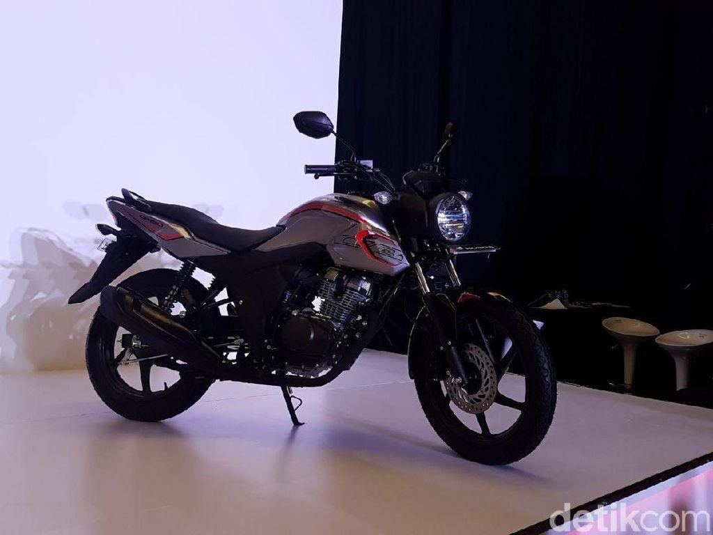 Honda Luncurkan Verza Baru, Namanya CB150 Verza