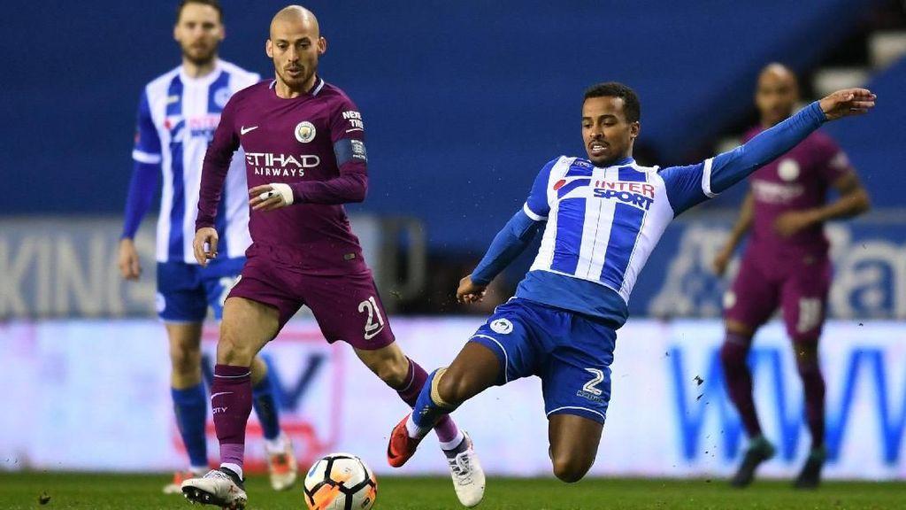 Gol Tim Divisi Tiga Bunuh City di Piala FA