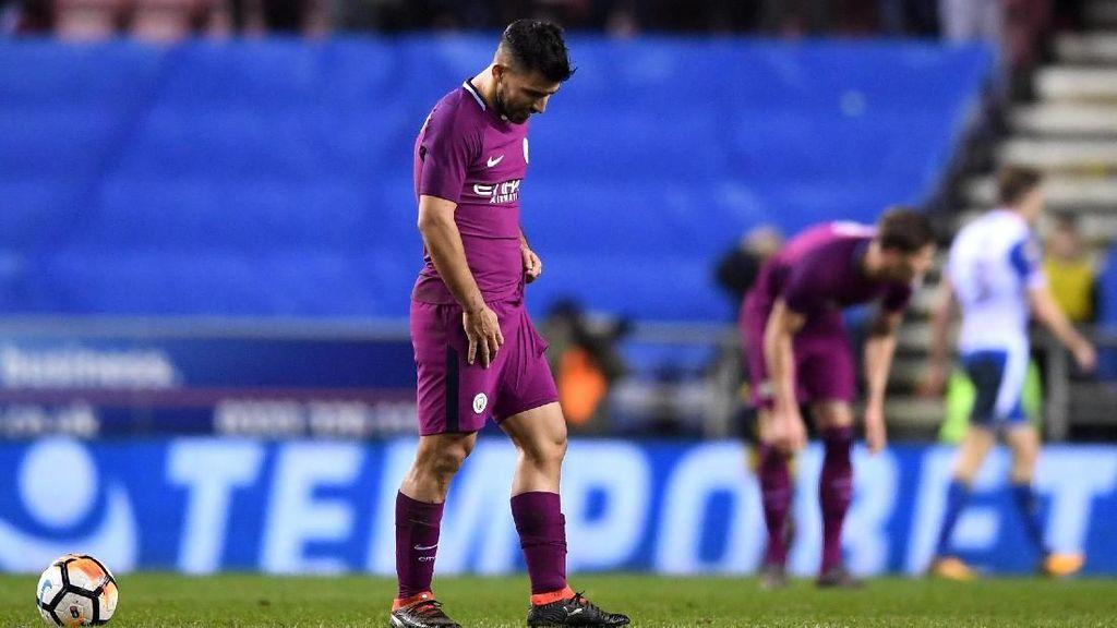 Wigan Musnahkan Peluang Quadruple City