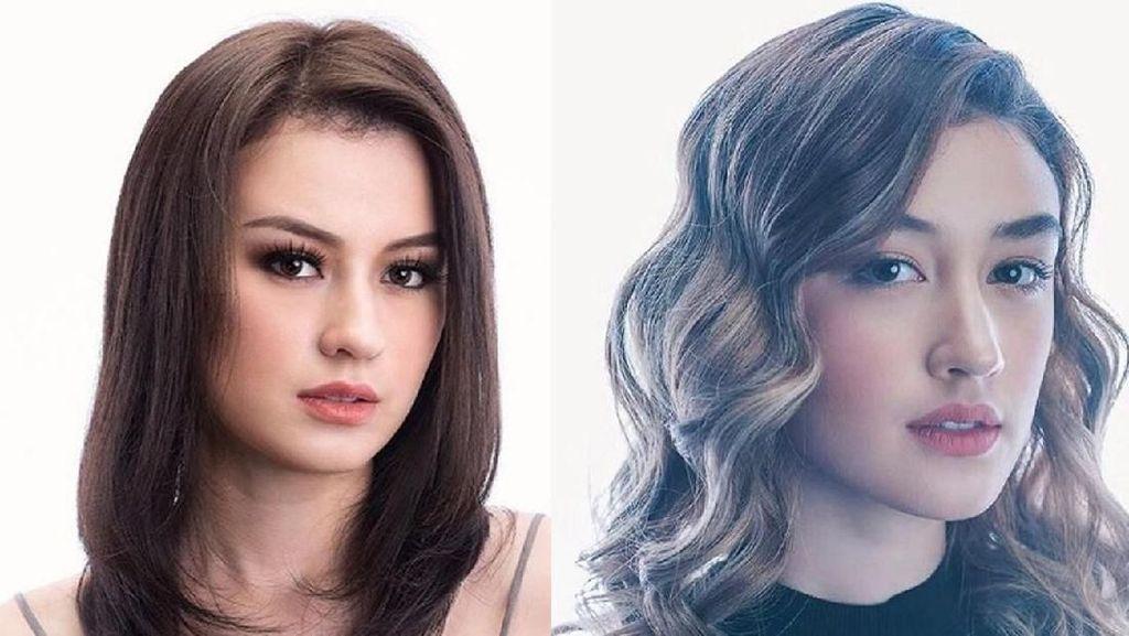 Gaya Kimberly dan Natasha Ryder, Pilih Mana?