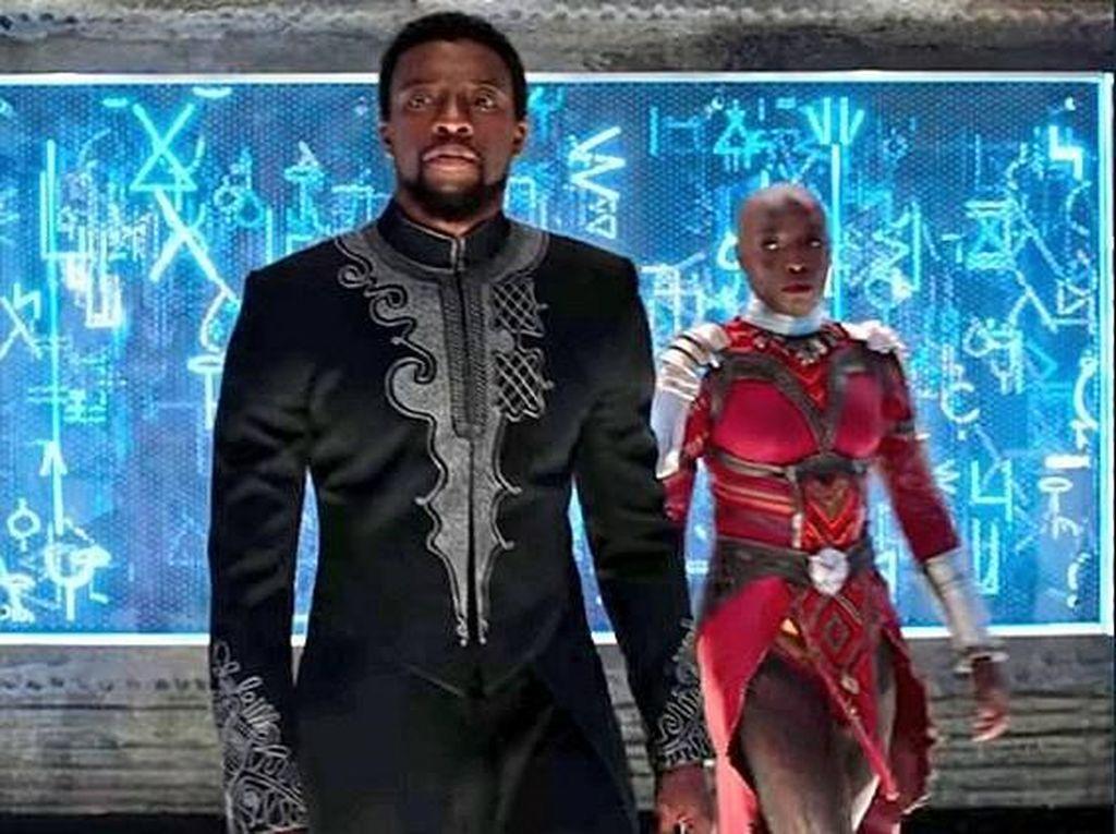 Laris Manis, Stok Baju Koko Black Panther di Toko Online Kosong
