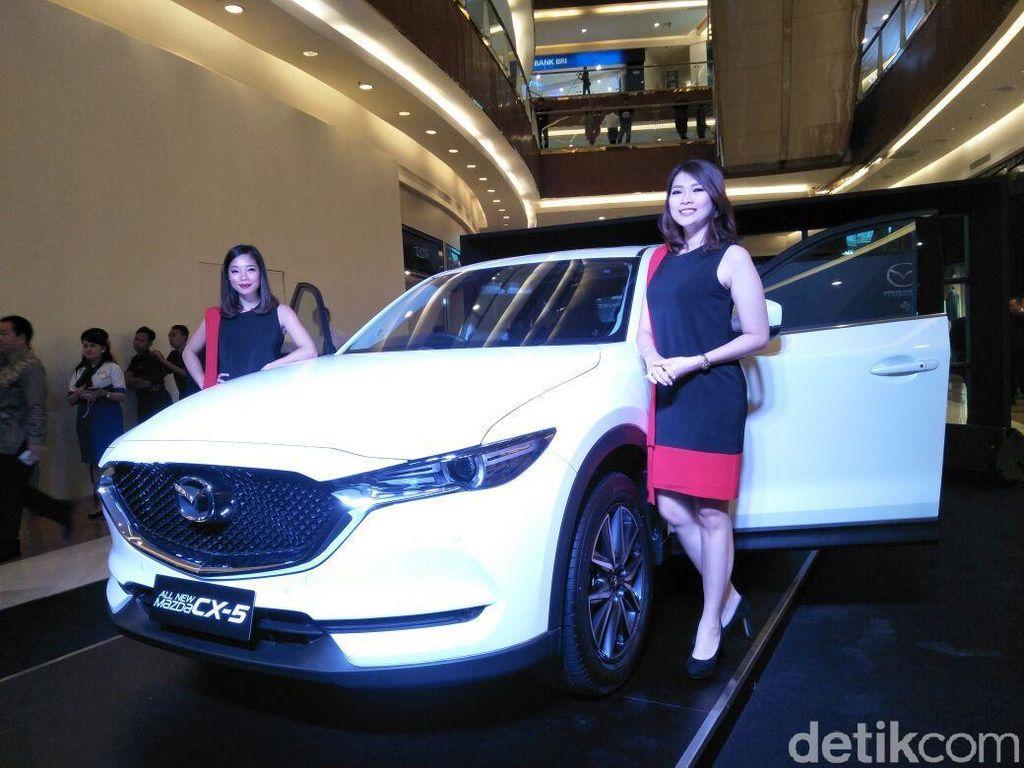 Mazda Mulai Pasarkan CX-5 Touring dan Mazda3
