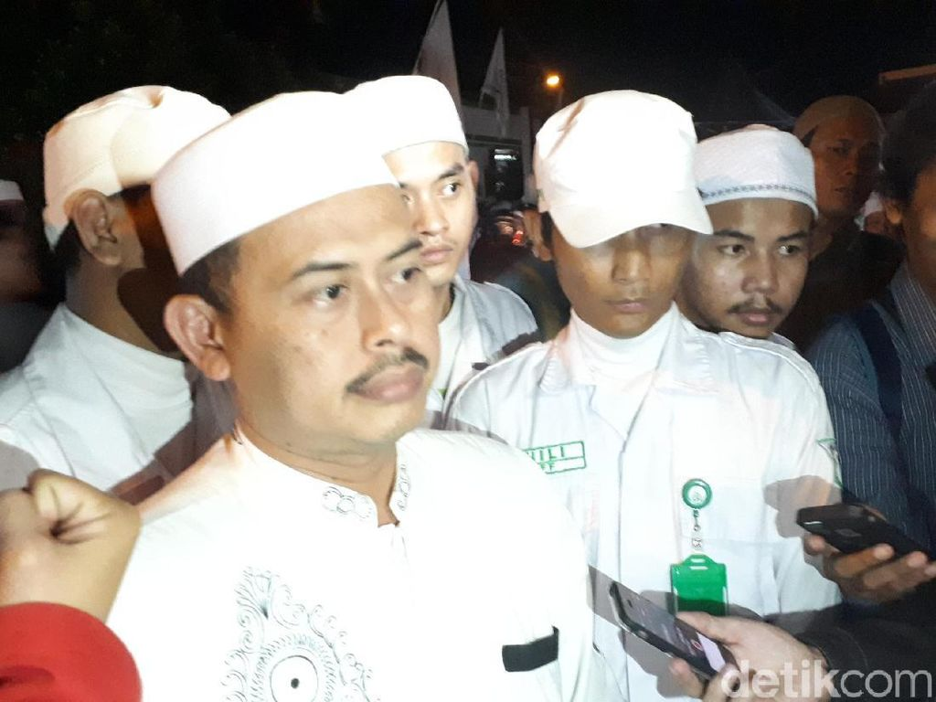 Dilaporkan Terkait Tablig Akbar Solo, Ketum PA 212 Siap Kooperatif