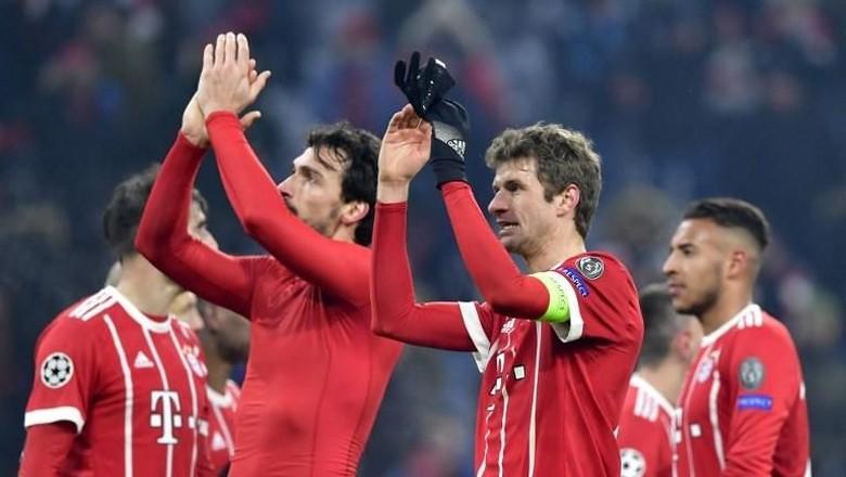 Vidal: Bayern Siap Hadapi Siapapun di Perempatfinal
