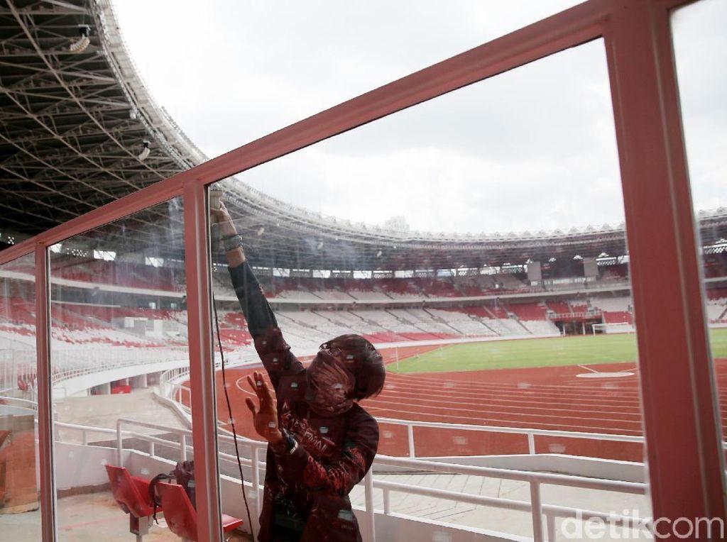 Apresiasi Direktur GBK terhadap Tanggung Jawab Panitia Piala Presiden