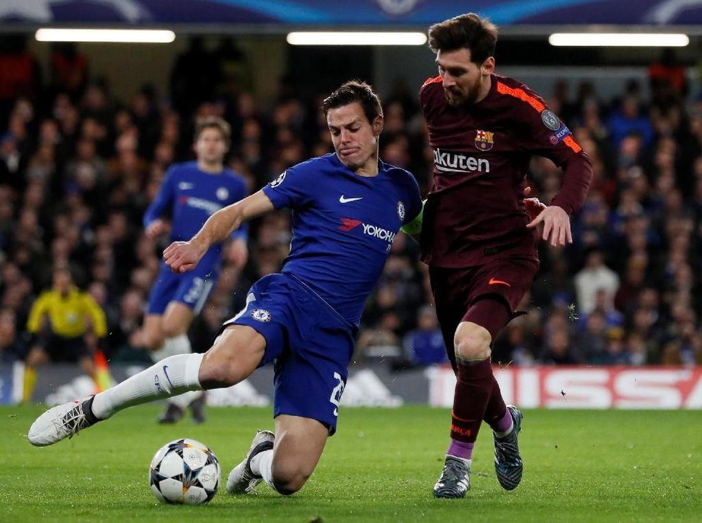 Chelsea Perlu Lebih Efisien di Camp Nou