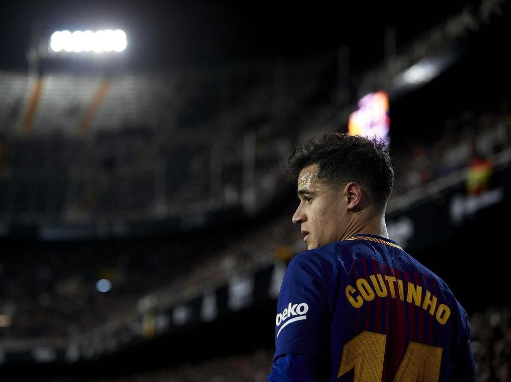 Masih Tentang Efek Transfer Coutinho dari Liverpool ke Barcelona