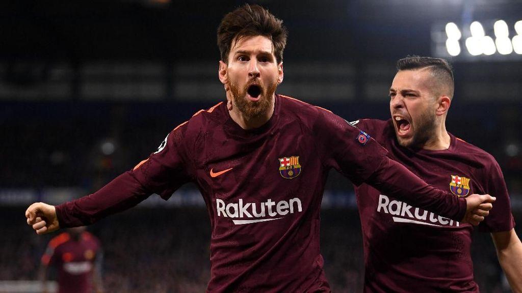 Valverde: Gol Tandang Tak Jamin Kelolosan Barca