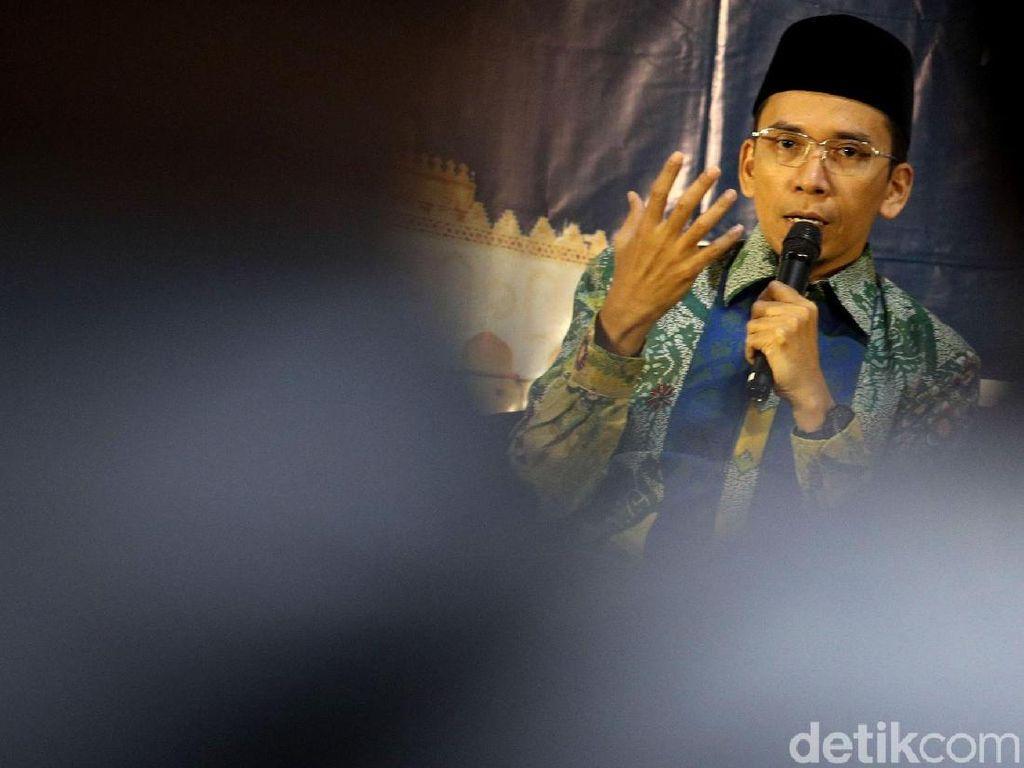 TGB Sebut Gubernur NTB Terpilih Dukung Jokowi, PKS: Itu Hoax