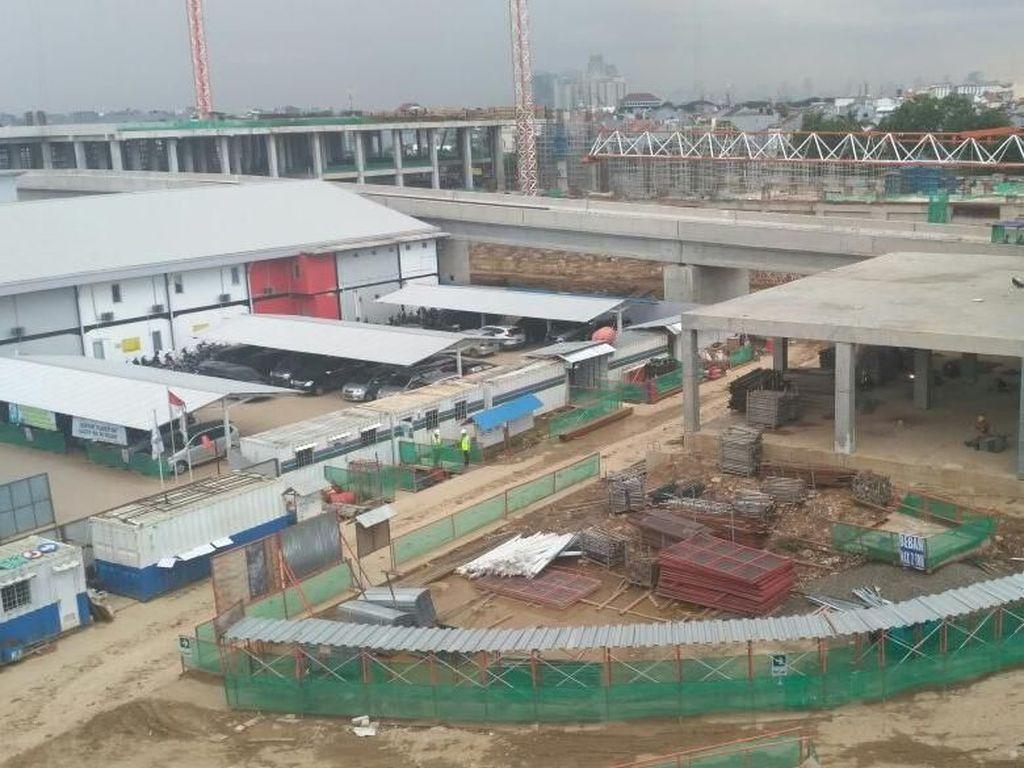 Investasi LRT Jakarta Diperkirakan Lebih Hemat dari Biaya Awal