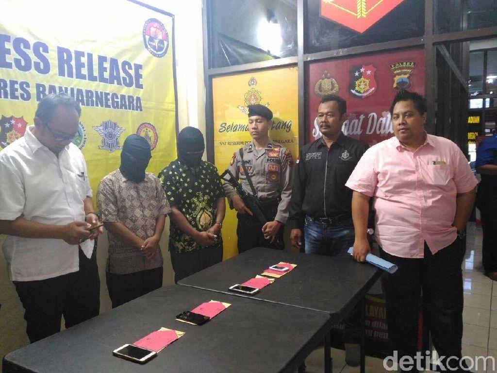 ASN di Banjarnegara Tersangka Penyebaran Video Penistaan Partai