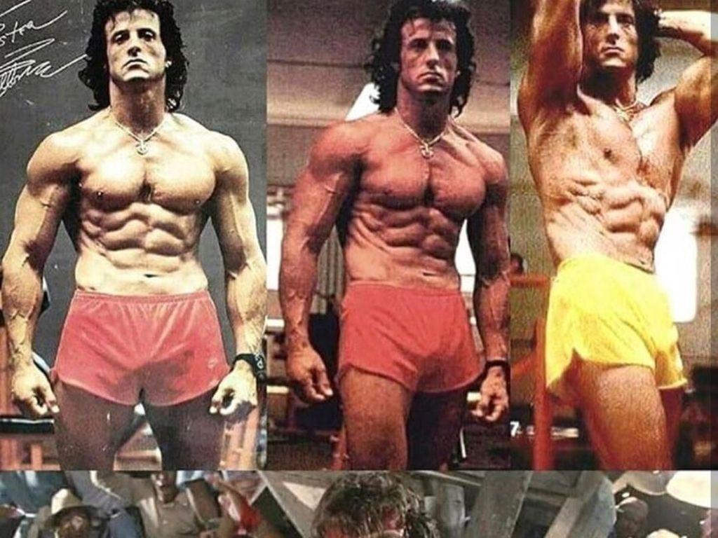 Para Jagoan Legendaris yang Masih Rajin Workout Meski Tak Muda Lagi