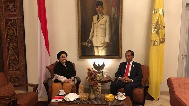 Adu Kuat Jokowi dengan PDIP Pilih Cawapres 2019