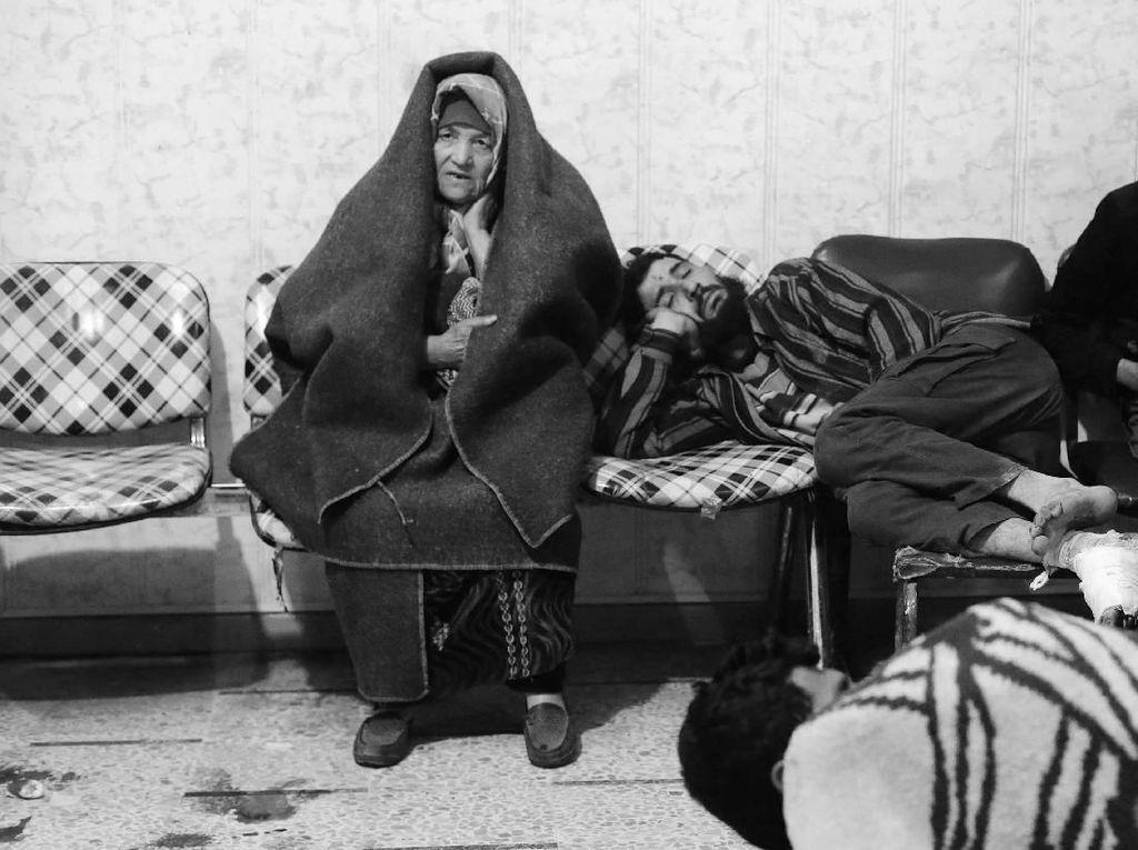Korban Tewas Akibat Serangan Udara di Suriah Meningkat