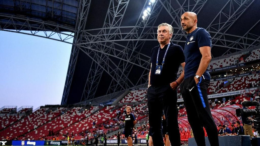 Spalletti Dukung Ancelotti Jadi Pelatih Timnas Italia