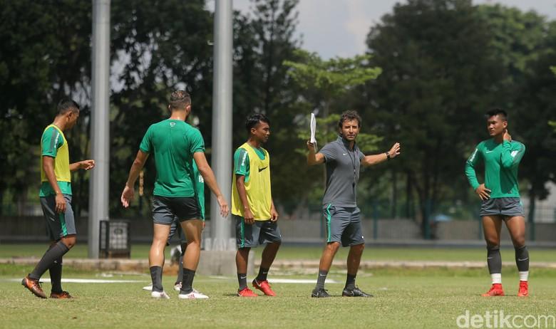 Mengintip Pemusatan Latihan Timnas U-23
