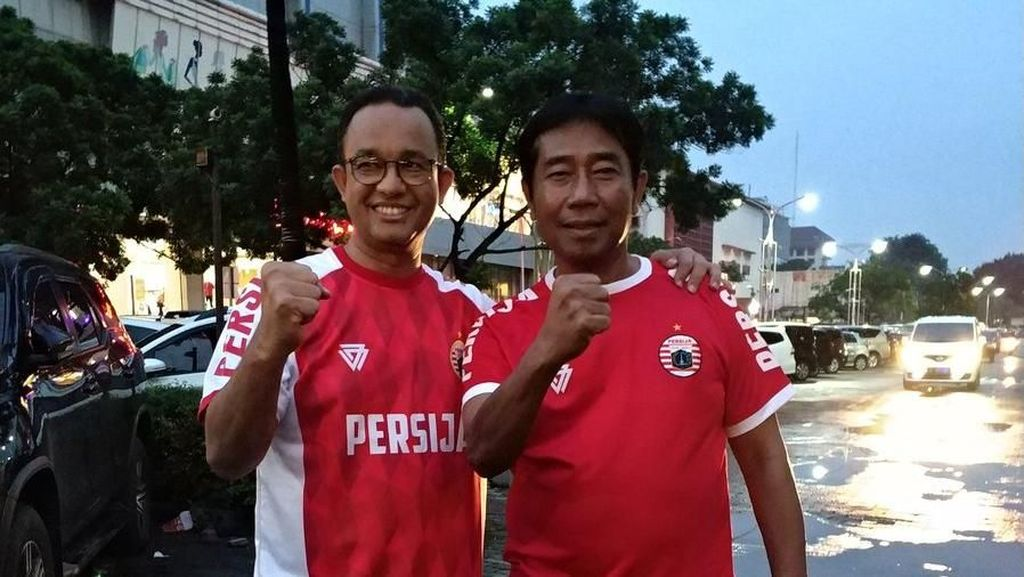 Saat Lulung Ikut-ikutan Maruarar Sebut Anies Gubernur Indonesia
