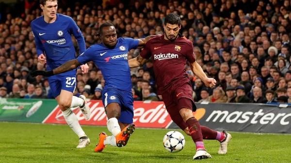 Barcelona yang Berhati-hati di Stamford Bridge