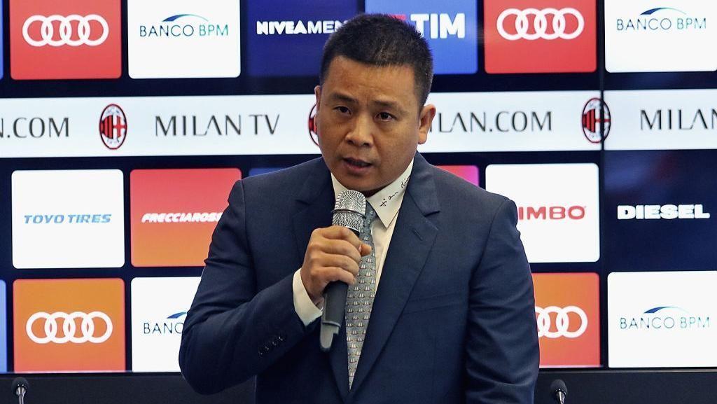 Dikabarkan Bangkrut, Pemilik AC Milan Membantah
