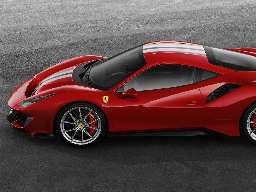 Comeback Rio Haryanto Bersama Mobil Balap Ferrari, Ini Speknya!
